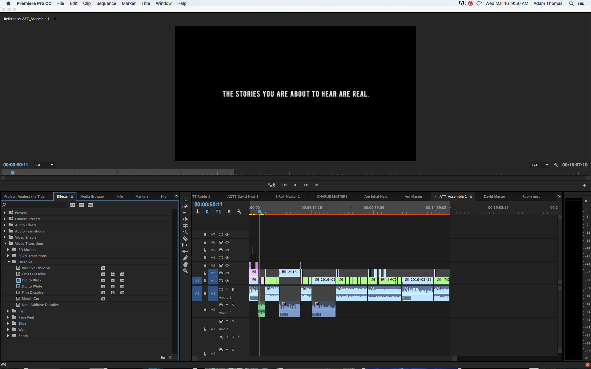 Introduction to Video Editing with Adobe Premiere Pro